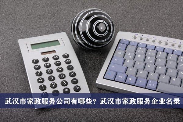 武汉市家政服务公司有哪些?武汉家政服务企业名录