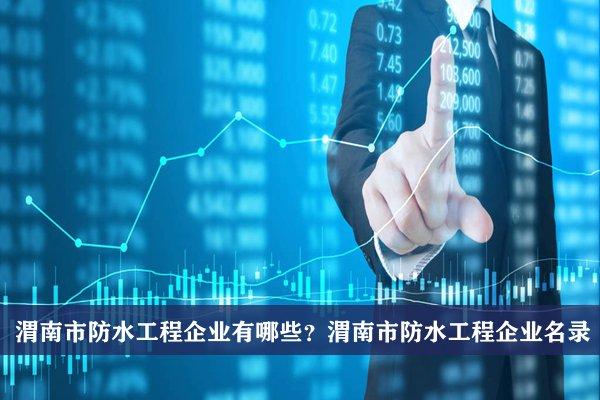 渭南市防水工程公司有哪些?渭南防水工程企业名录