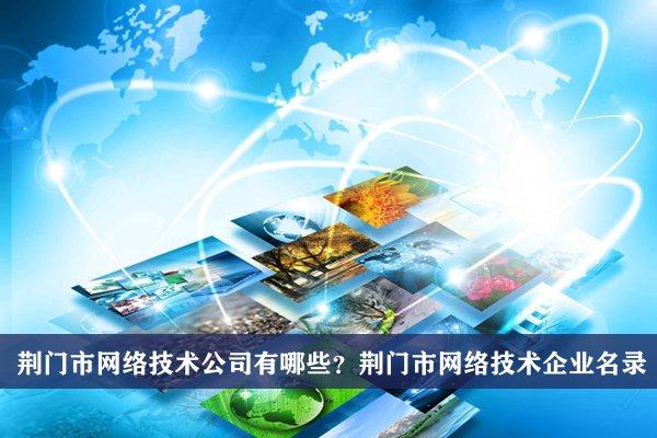 荆门市网络技术公司有哪些?荆门网络技术企业名录