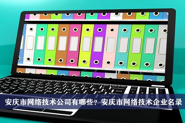 安庆市网络技术公司有哪些?安庆网络技术企业名录