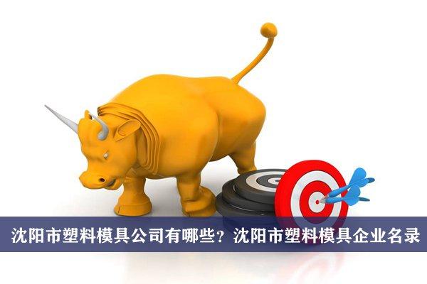 沈阳市塑料模具公司有哪些?沈阳塑料模具企业名录
