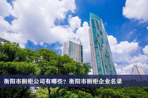 衡阳市橱柜公司有哪些?衡阳橱柜企业名录