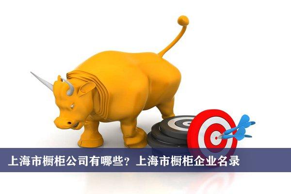 上海市櫥柜公司有哪些?上海櫥柜企業名錄