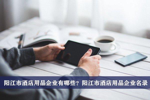 阳江市酒店用品公司有哪些?阳江酒店用品企业名录