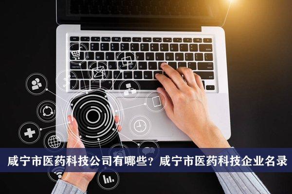 咸宁市医药科技公司有哪些?咸宁医药科技企业名录