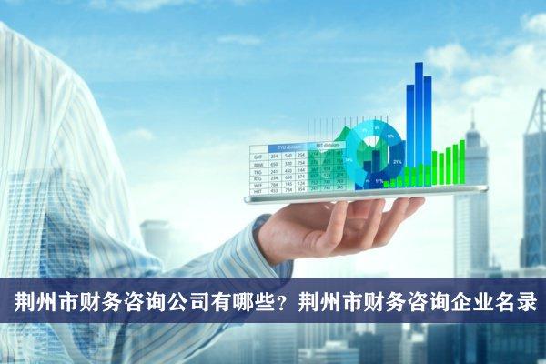 荆州市财务咨询公司有哪些?荆州财务咨询企业名录