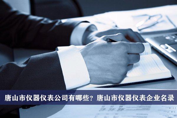 唐山市仪器仪表公司有哪些?唐山仪器仪表企业名录