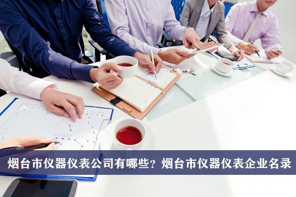 烟台市仪器仪表公司有哪些?烟台仪器仪表企业名录