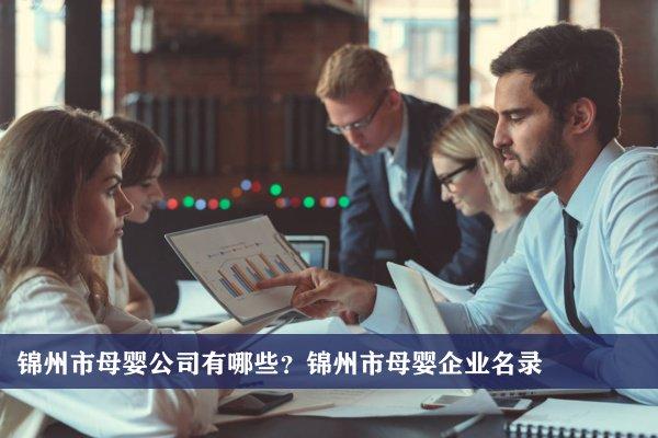 锦州市母婴公司有哪些?锦州母婴企业名录