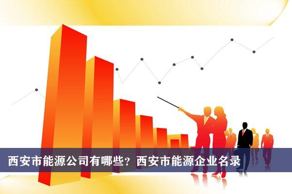 西安市能源公司有哪些?西安能源企业名录