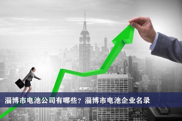 淄博市电池公司有哪些?淄博电池企业名录