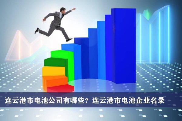 连云港市电池公司有哪些?连云港电池企业名录