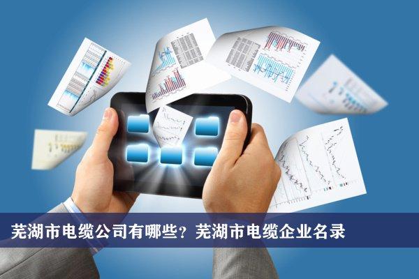 芜湖市电缆公司有哪些?芜湖电缆企业名录