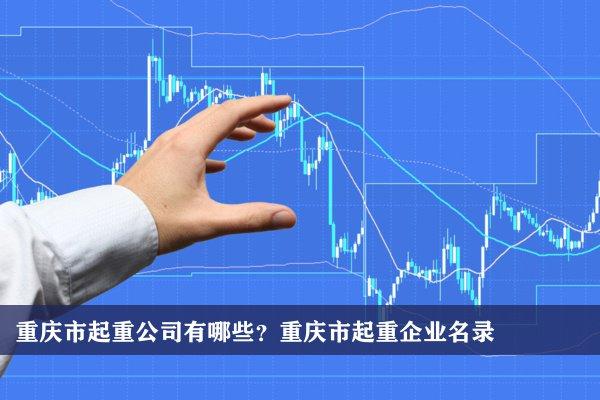 重庆市起重公司有哪些?重庆起重企业名录
