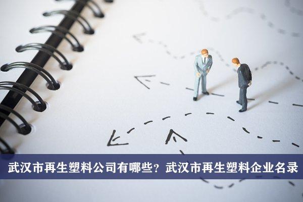 武汉市再生塑料公司有哪些?武汉再生塑料企业名录