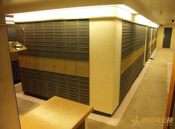 银行保险柜一年多少钱,上海银行租保险柜费用