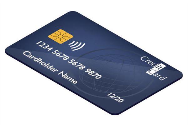 一张信用卡都没有好不好
